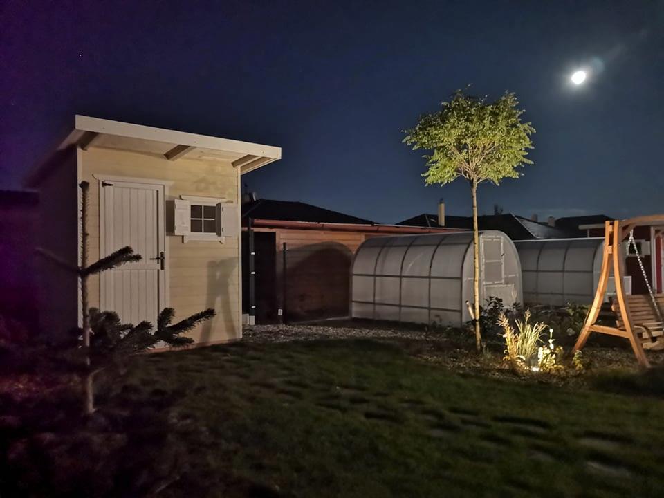 Záhradná chatka namieru 200 x 200 x 230 cm